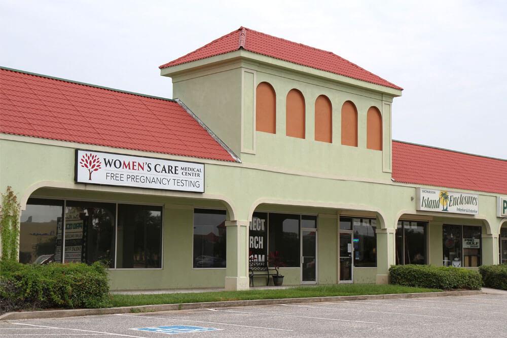 Gulf shores location building